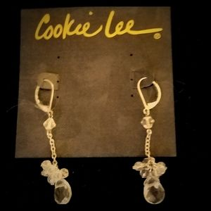 New Cookie lee earrings.